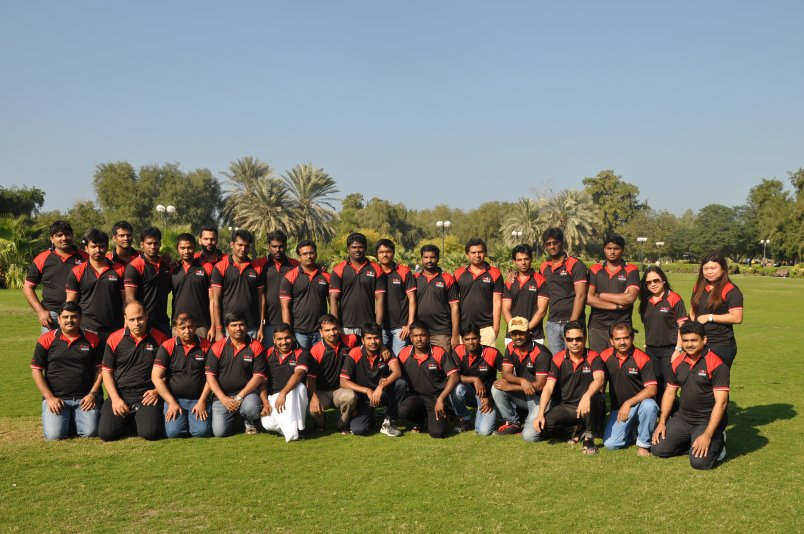 DNJ ENERGY ORGANIZES TEAM BUILDING EVENT – 2014
